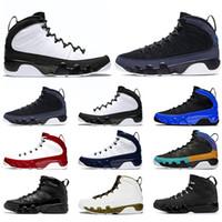 9 Racer Голубой Мужчины Баскетбол обувь 9s Gym Red UNC приснилось Do It Space Jam Мужские кроссовки Спортивные тренажеры