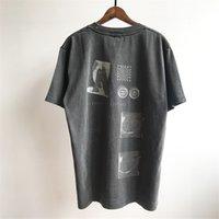 Решенная футболка Batik Men Reflective Classic Cav Открыть футболку X1227