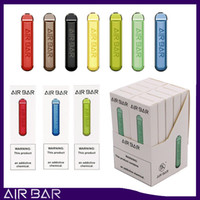 In stock Air Bar lux Disposable Pod Device 1.8ml Vape Pen Kit 380 mAh battery 500 puffs Vapors e Cigs Portable System Starter Kit