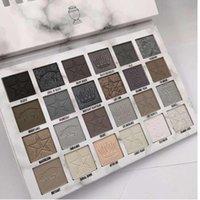 Neueste heiße marke make-up palette 24colors Five Star einäugiger Lidschatten-Palette Schimmer Matt hohe Qualität