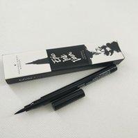 Nyx ملحمة الحبر بطانة NYX كحل قلم أسود NYX ملحمة حبر بطانة برئاسة ماكياج كحل قلم أسود اللون السائل العين اينر في المخزون