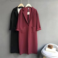 2020 New fashion Trench Coats for Women Spring Autumn Coat Casual Cardigan Windbreaker Overcoat Female Blazer Suits N698