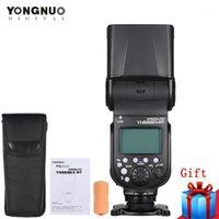 Blinkt yongnuo yn968ex-rtl Wireless Camera Flash Speedlite Master für 650D 100D 1100D 580EX II + ST-E3-RT mit Trigger1