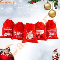 Christmas Gift Bag Santa Claus Best for Home Decoration Seas...