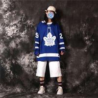 marca solta tamanho grande rua moda gelo crianças hockey hop hop desempenho roupas manga longa