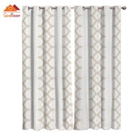 Nordic Padrão Janela Cortinas Sala Outdoor tecido cortinas cortina Home Decor