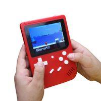 GB-40 3.0 Inç Retro Video Oyun Konsolu 8bit Taşınabilir Mini El Oyuncular Oyuncular Dahili 300 GBA Klasik Oyunlar Için En Iyi Hediye Çocuklar için