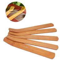 طبيعي عادي الخشب البخور عصا الرماد الماسك الموقد حامل خشبي البخور العصي حامل المنزل الديكور أداة مبخرة