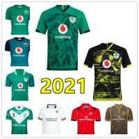 2021 Nuovo Irlanda Cappuccio di rugby Camicie Johnny Sexton Best Carbery Conan Conway Conway Cronin Earls Early Henderson Henshaw Herring Coppa del Mondo Sport
