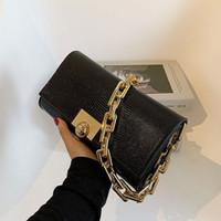 HBP محفظة حقيبة يد محفظة حقيبة crossbody سميكة سلسلة مصممين شخصية أزياء المرأة حقائب جودة حقائب اليد حقيبة الإبط