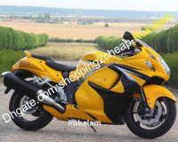 Suzuki GSXR1300 GSX-R1300 GSX1300R 옐로우 블랙 스포츠 바이크 공정 키트 2009 ~ 2012 2013 2015 2015 2015 (사출 성형)
