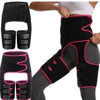 زائد حجم قابل للتعديل المرأة الساق و الخصر حزام الانتهازي النيوبرين الأرداف الجسم المشكل عالية الخصر حزام البطن العرق حزام