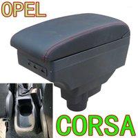 Pour Vauxhall Corsa D Accoudoir Box Universal Central Central Coffret Boîte de rangement Accessoires1
