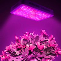 Yeni tasarım 1000 w çift cips 380-730nm tam ışık spektrum led bitki büyüme lambası beyaz üst sınıf malzeme ışıkları büyümek
