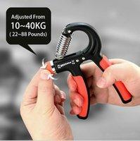 10-40 кг TPR Эластичный пластик R-формы ручной захват руки для запястья предплечья сила комплексное силовое фитнес упражнение