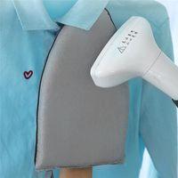 Guantes desechables Mini planchado Plancha de planchado Soporte de tablero de manga resistente al calor Guante para ropa de vestimenta Portabe Portabe Hierba Estante