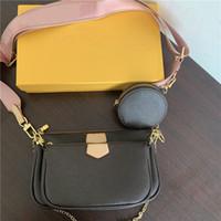 Borsa borse borsa in vera pelle di alta qualità Donne di alta qualità Donne bruscbody Designer Borsa con scatola