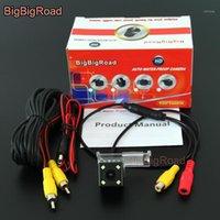 Камера заднего вида BigBigroad автомобиля для 301 207 208 3008 408 308 RCZ 2011 C4 / C5 2010 2011 2012 Park Park Camera1