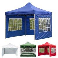 1set Oxford Paño Tapa a prueba de lluvia Tapa de la tapa de jardín Top Tents Gazebo Accesorios Partido Herramientas y refugios al aire libre impermeables