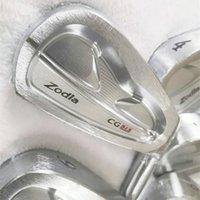 Neue Herren Zodia CG513 Clubs Set 4-9.P Irons Kopf Kein Golfwell Freies Verschiffen 201026
