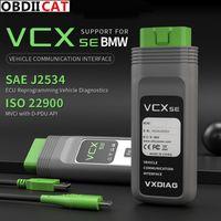 Outils de diagnostic VXDIAG VCX SE FIT POUR B - M-W BETLLE ICO-M A2 A3 suivant WIFI OBD2 Scanner Tool de voiture Programmation en ligne Codage en ligne DOIP