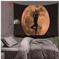 Chakra Mandala Goblen Duvar Asılı Hippi Boho Çingene Makrome Fil Goblen Yatak Örtüsü Battaniye Yoga Plaj Havlusu 230x180 cm1