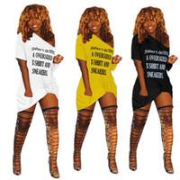 Женская писем печатает сексуальное платье моды Trend без бретелек с коротким рукавом нерегулярные подол короткий юбка дизайнер женское осень тонкое повседневное платье