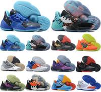 2020 جديد هاردن 4 المجلد. 4 4S الرابع MVP أسود الفتيان أحذية كرة السلة أحذية رياضية رياضية في الهواء الطلق حجم 40-46