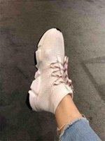 남성 캐주얼 신발 부츠 양말 블랙 화이트 스피드 트레이너 여자 구두 맨 부츠 고품질 스트레치 니트 높은 탑 트레이너 신발 저렴한 스니커즈