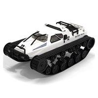 SG 1203 RC Auto 2. / h Drifting RC-Tankauto High-Treed Full Proportional Crawler Radio Control Fahrzeug RC Spielzeug für Kinder Geschenke LJ201209