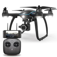 Drones Attop W GPS RC Drone Con Cámara 1080P 2,4G WIFI FPV DRON SÍGUEME MODO MODO ENVOLVENTE AUTO ROTORNO ALTITUD MANTENER Quadcopter