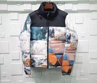 Erkek Aşağı Ceket Yüksek Kalite Aşağı Ceket Kapşonlu Aşağı Ceket Erkek Fermuar Sıcak Coat Açık