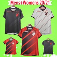 Bayan + Mens 2020 2021 Atletico Paranaense Futbol Forması Eve Uzakta Üçüncü Walter Henrique 20 21 Futbol Jersey Carlos Camisa de Paranaense