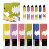 POCO 2in1 одноразовые сигареты POD Устройство набор устройств 1000 + 1000puff 3ml Патрожная ручка для бара Bang Plus XL XXL Flow Max Posh