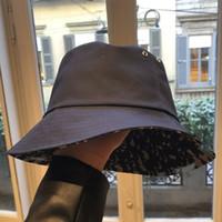 2020 chapeaux Femmes Tassel Floppy Cap Dames Large Bronge Beach Summer Hommes Seau chapeaux de coton pliable chapedu