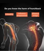Suporte de volta Corretor de postura avançado por soluções de brace Melhore sua sensação o incrível benefícios alívio da dor Unisex