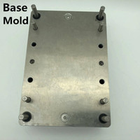 Universal Base Mold Vacuum Laminating Machine Used with Other YMJ Moulds for Samsung and iPhone LCD Glass OCA Lamination