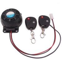 Sistema de protección antirrobo para motocicletas Motorbike universal One Way Alarm DC 12V Scooter Moto Security Alarms Control remoto1