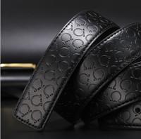 Avec boîte homme femme de luxe de luxe de luxe de luxe ceinture nombreuse nombreuse boucle nombreuse