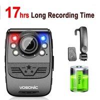 كاميرات الفيديو سوبر المهنية 17 ساعة وقت تسجيل طويلة FHD 1080P 36MP HD الجسم كاميرا دراجة نارية الدراجة dv الأمن البالية cam1