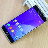 Original renovierte Samsung Galaxy A7 A7100 2016 3RUN + 32 GB Dual Sim 5.5 Zoll Octa Core 3GB RAM 16GB ROM 4G LTE Unlocked Smartphone