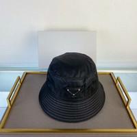 2020 패션 양동이 모자 모자 망 여성 모자 6 색 옵션 고품질 디자이너 모자 면화 어부 모자