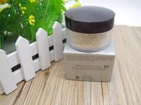 Freie dhl transluzente lose einstellung pulver make-up 2 farbe professionelle puder libre fixante heller concealer mit box 29g