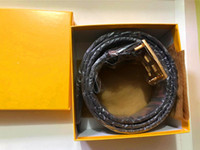 حار بيع الأزياء الأعمال ceinture 20 نمط أحزمة تصميم رجل إمرأة riem مع الذهب f مشبك حزام أسود لا مع مربع كهدية 5V9K7