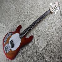 2021 QUALITÀ MANUALE A MANUALE 4 String Prendi l'iniziativa per Pick-up Music Man Stingray Ernie Ball Electric Bass Guitar