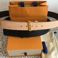 أعلى جودة مصممي أحزمة رجل مصممين حزام الرجال الفاخرة حزام مشبك للرجل أزياء رجالي أحزمة جلدية للرجال / النساء مع مربع والعلامات