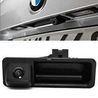 CCD Автомобиль обратная резервная копия камеры для парковки для X3 x1 x5 x6 5 серии 320li 530i 328i 535li HD водонепроницаемый беспроводной экран1