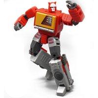 Transformatie MFT MF-49 MF49 Blaster Figure Toy Recorder Model Action Figure Transformer Toys G1 T200618