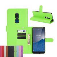 Per Nokia 8.3 5G / 1 PLUS C3 G20 Portafoglio Luxury PU Book in pelle custodia in pelle flip custodia copertina