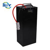 Yüksek kaliteli müşteri 72V 60Ah LIFEPO4 Lityum Pil Paketi BMS 5 Yıl Garanti ile Şarj Edilebilir